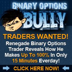 Signal binary options